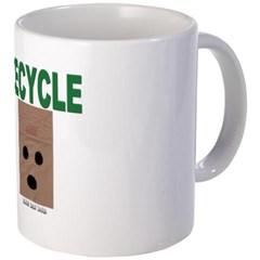 Recycle Paper Bags Coffee Mug