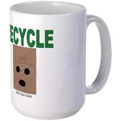 Recycle Paper Bags Mug
