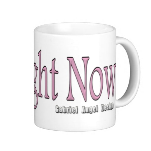 Ms. Right Now Classic White Mug