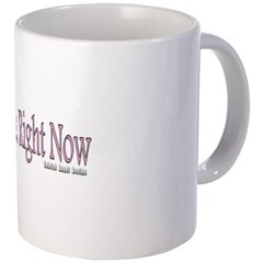 Ms. Right Now Coffee Mug