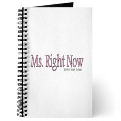 Ms. Right Now Journal