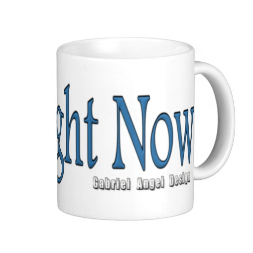 Mr. Right Now Classic White Mug