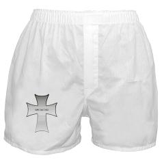 Silver Cross Boxer Shorts