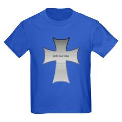Silver Cross Kids Dark T-Shirt
