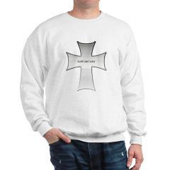 Silver Cross Sweatshirt