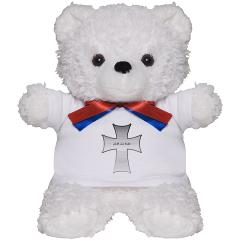 Silver Cross Teddy Bear