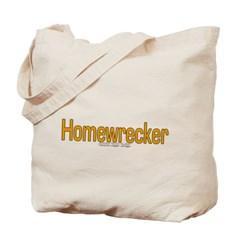 Homewrecker Canvas Tote Bag