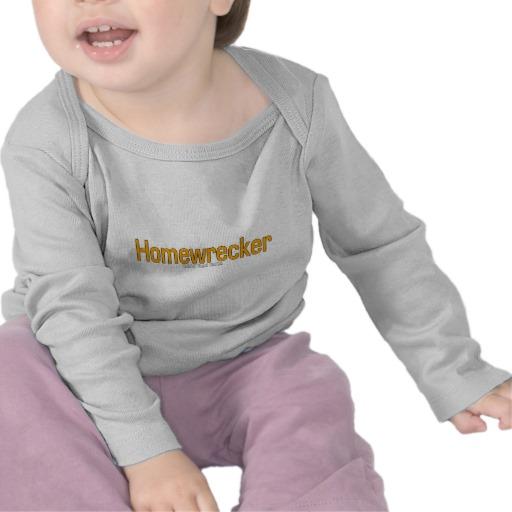 Homewrecker Infant Bella Long Sleeve T-Shirt