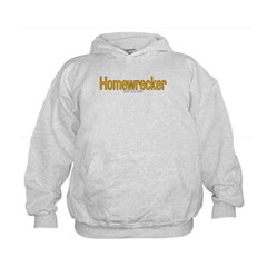 Homewrecker Kids Sweatshirt by Hanes