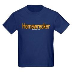 Homewrecker Youth Dark T-Shirt by Hanes