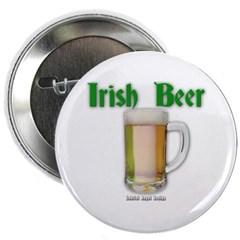 "Irish Beer 2.25"" Button"