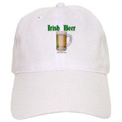 Irish Beer Baseball Cap