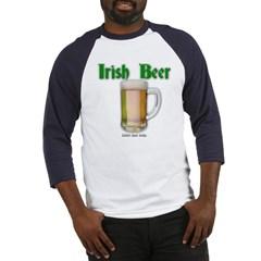 Irish Beer Baseball Jersey T-Shirt