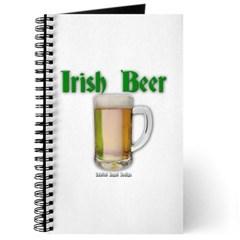 Irish Beer Journal