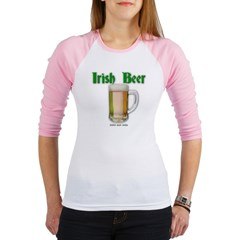 Irish Beer Junior Raglan T-shirt
