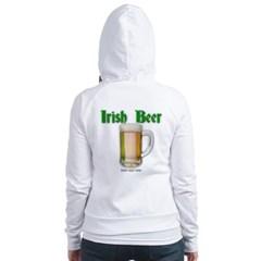 Irish Beer Junior Zip Hoodie