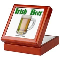 Irish Beer Keepsake Box