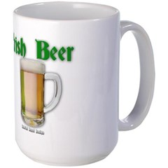 Irish Beer Mug
