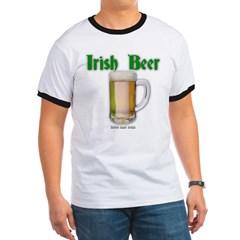 Irish Beer Ringer T-Shirt