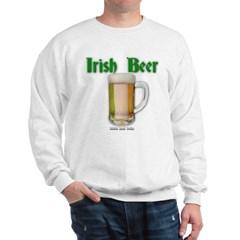 Irish Beer Sweatshirt