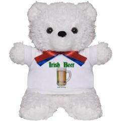 Irish Beer Teddy Bear