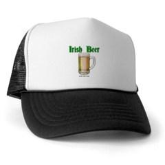 Irish Beer Trucker Hat