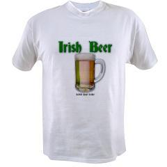 Irish Beer Value T-shirt