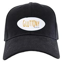 Gluttony Logo Baseball Hat