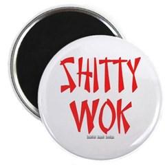 Shitty Wok Magnet