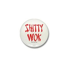 Shitty Wok Mini Button