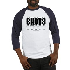 Shots Baseball Jersey T-Shirt