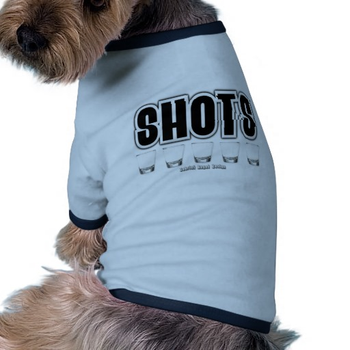 Shots Doggie Ringer T-Shirt