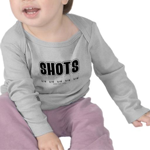 Shots Infant Bella Long Sleeve T-Shirt