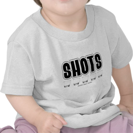 Shots Infant T-Shirt
