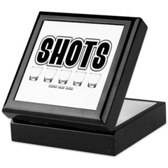Shots Keepsake Box
