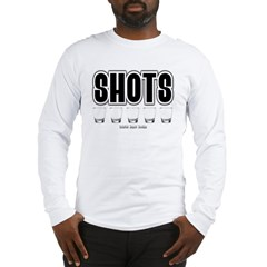 Shots Long Sleeve T-Shirt