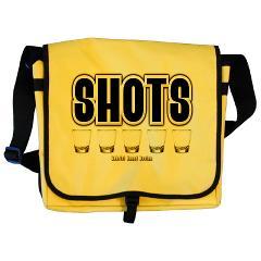 Shots Messenger Bag