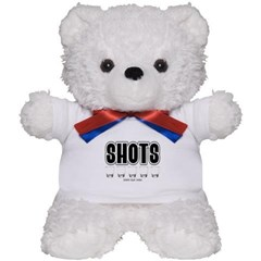 Shots Teddy Bear