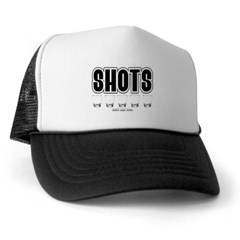 Shots Trucker Hat
