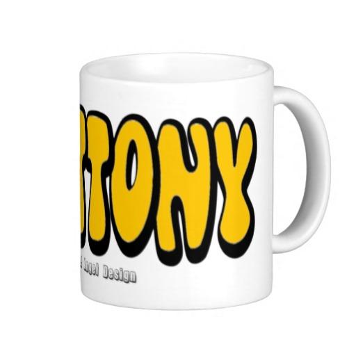 Gluttony (Thick) Classic White Mug