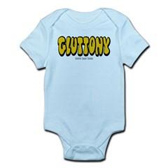 Gluttony (Thick) Infant Bodysuit