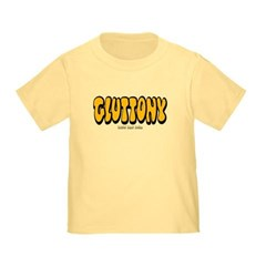 Gluttony (Thick) Toddler T-Shirt