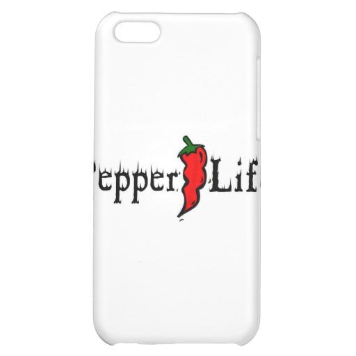 Pepper Life Case Savvy Matte Finish iPhone 5C Case