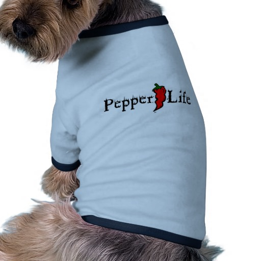 Pepper Life Doggie Ringer T-Shirt