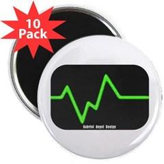 "Envy Beat 2.25"" Magnet (10 pack)"