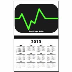 Envy Beat Calendar Print