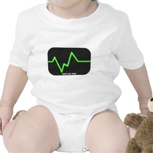 Envy Beat Infant Creeper