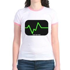 Envy Beat Junior Ringer T-Shirt