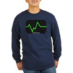 Envy Beat Long Sleeve Dark T-Shirt