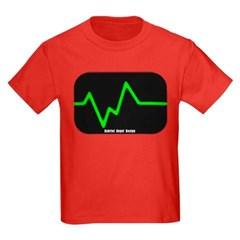 Envy Beat Youth Dark T-Shirt by Hanes